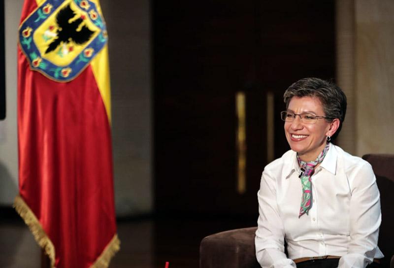 Claudia López, Bogotá, coronavirus COVID-19 (9)