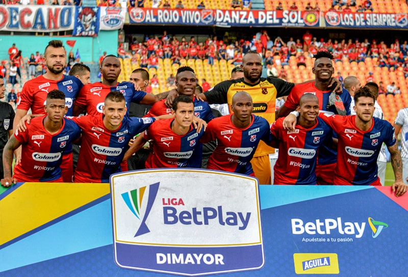 DIM 3 - 1 Patriotas Boyacá, Liga 2020-I (2)