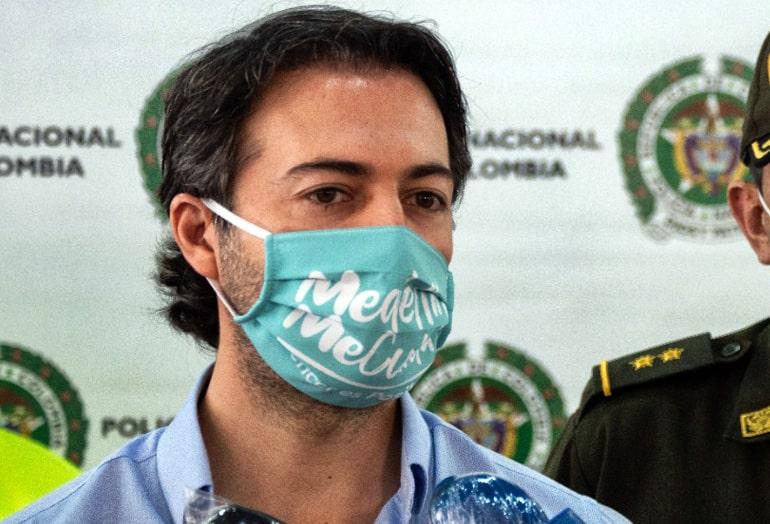 Daniel Quintero Calle, coronavirus COVID-19, Medellín, portada (2)