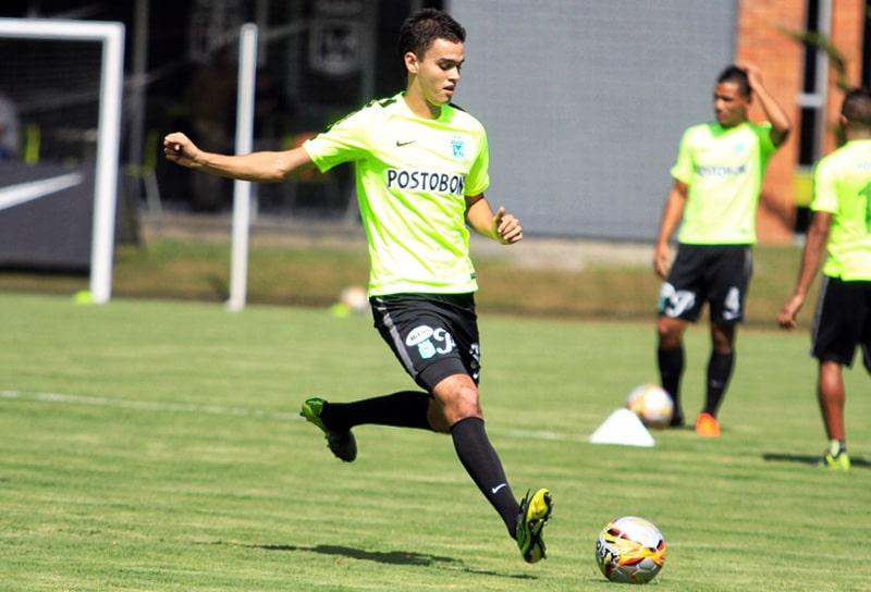 Felipe Aguilar, ex Atlético Nacional