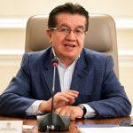 Fernando Ruiz, Ministerio de Salud, coronavirus COVID-19 (11)