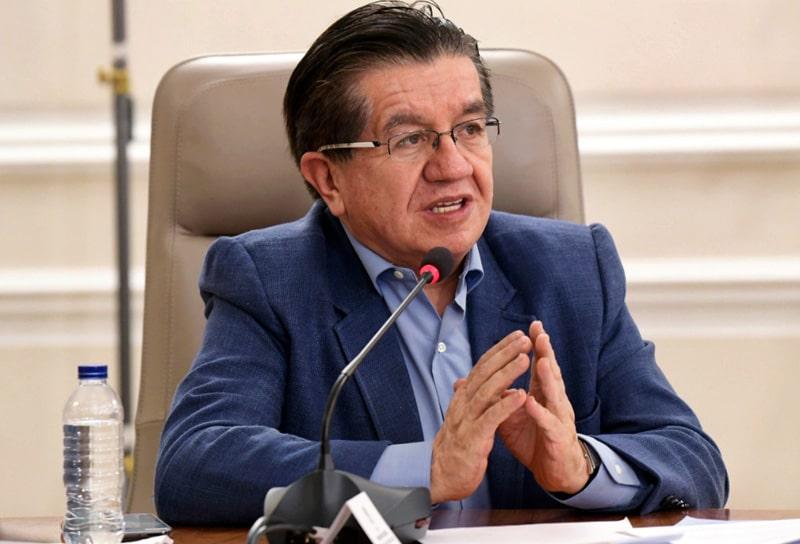 Fernando Ruiz, Ministerio de Salud, coronavirus COVID-19 (19)