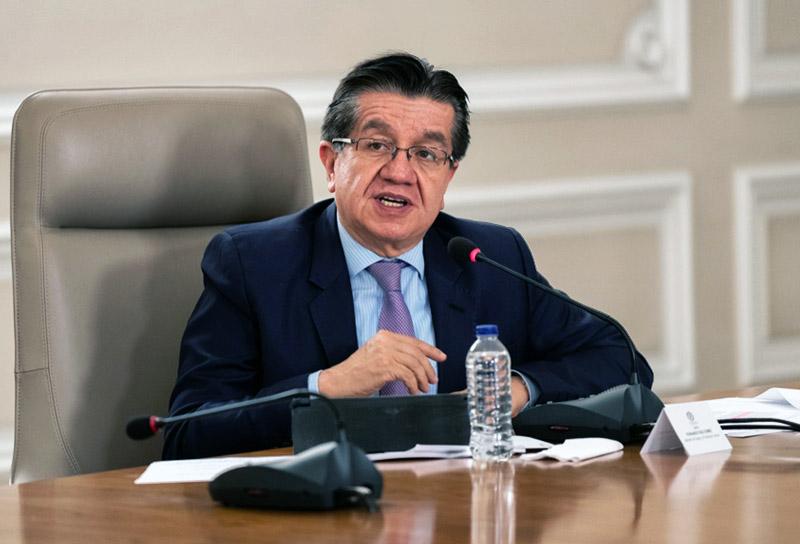 Fernando Ruiz, Ministerio de Salud, coronavirus COVID-19 (20)