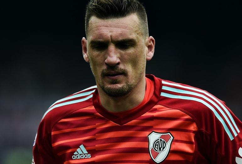 Franco Armani, River Plate, Copa Libertadores 2018