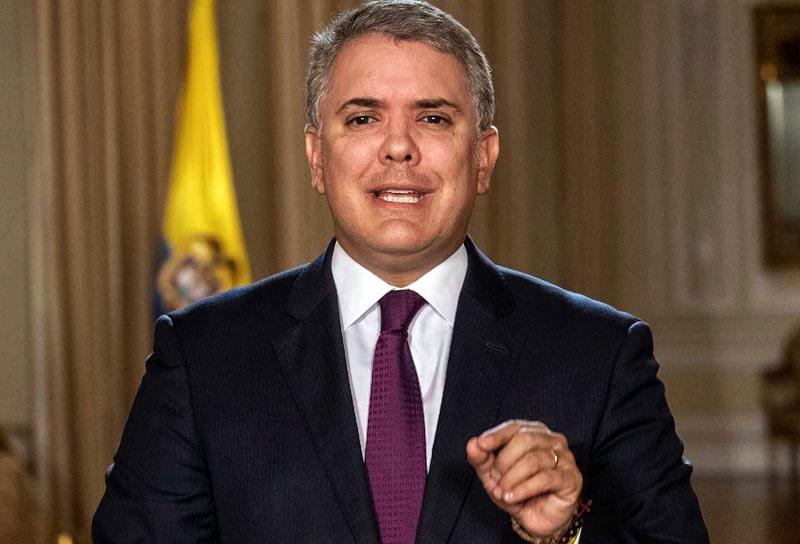 Iván Duque, Colombia, coronavirus COVID-19 (11)