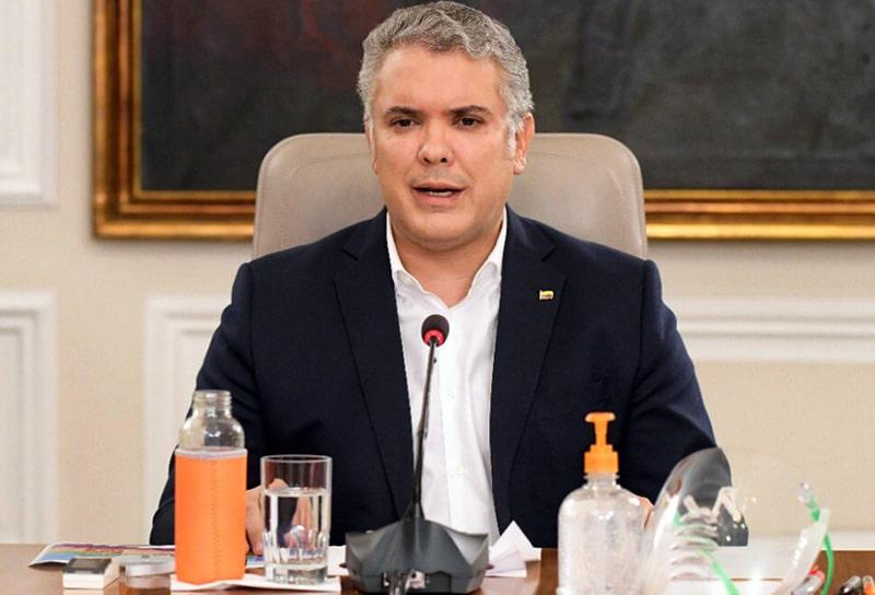 Iván Duque, Colombia, coronavirus COVID-19 (15)