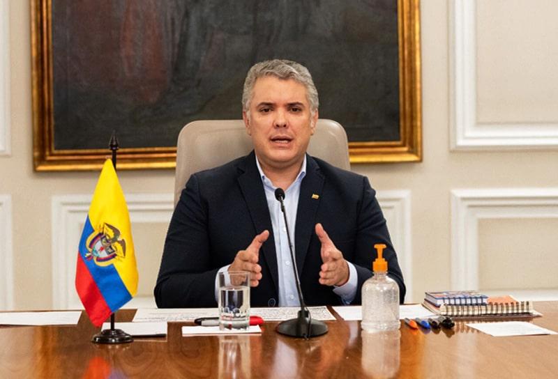 Iván Duque, Colombia, coronavirus COVID-19 (16)