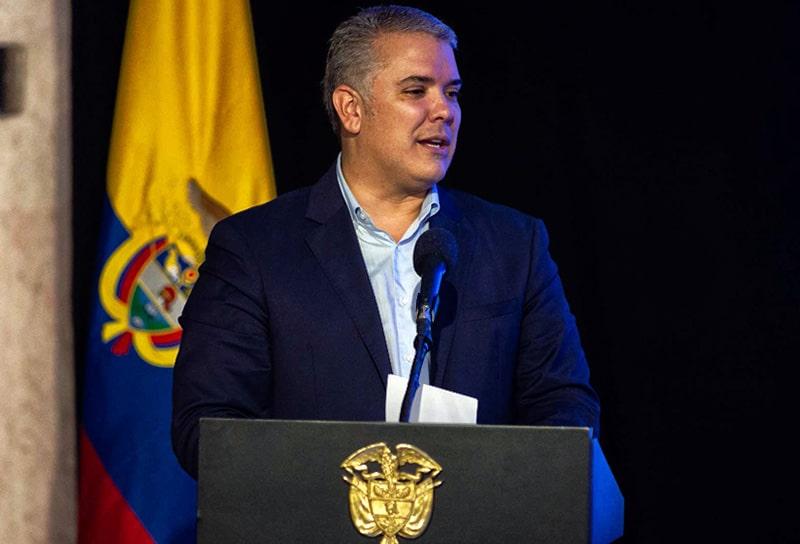 Iván Duque, Colombia, coronavirus COVID-19 (9)