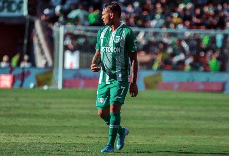 Jarlan Barrera, Atlético Nacional 0 - 1 Junior FC, Liga Águila 2019-II
