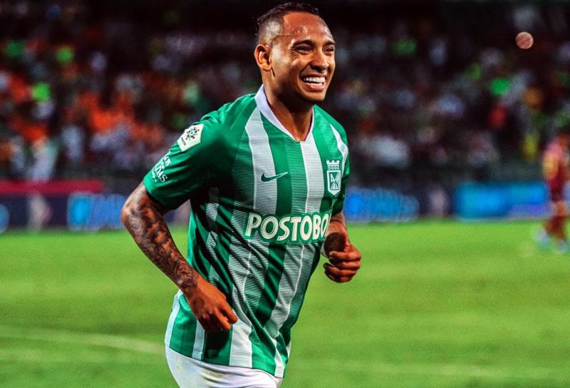 Jarlan Barrera, Atlético Nacional 1 - 0 Deportes Tolima, Liga Águila 2019-II (1)