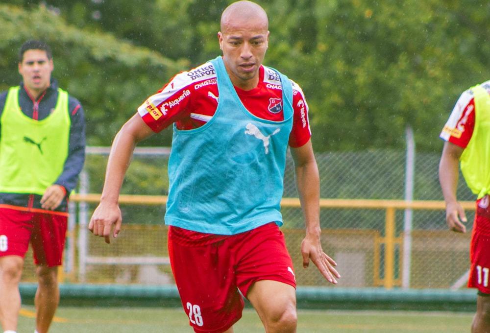 Juan Esteban Ortiz, ex-Medellín