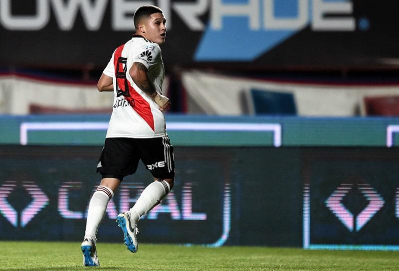 Juan Fernando Quintero, River Plate, Netflix