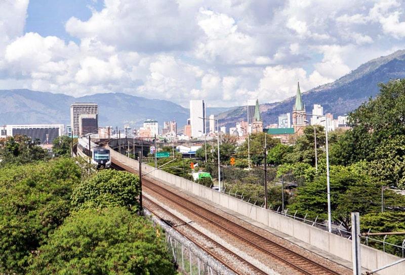 Metro de Medellín, coronavirus COVID-19, Daniel Quintero Calle