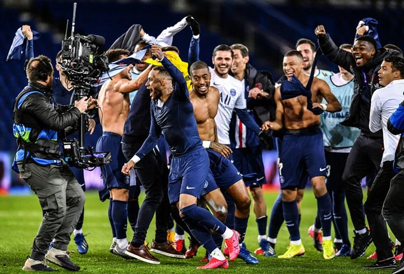 Paris Saint-Germain, Ligue 1 2019-20