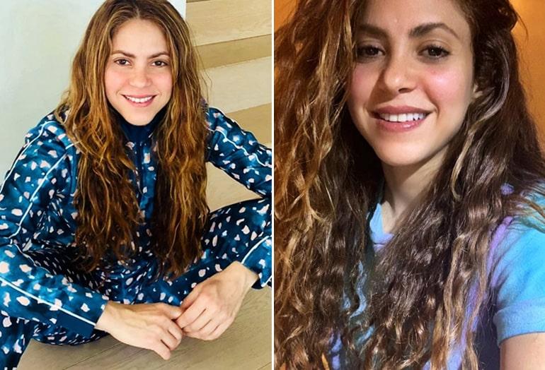 Shakira, Fútbol y Ellas, portada