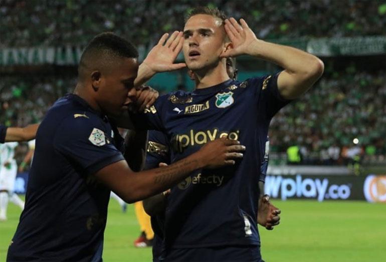 ¿Agustín Palavecino y la salida de Deportivo Cali?