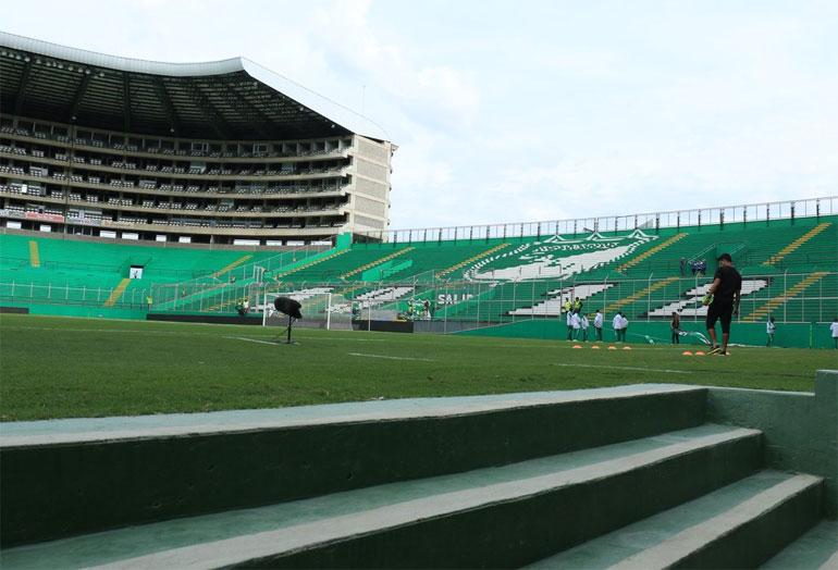Oficial sobre el regreso de hinchas al estadio de Deportivo Cali