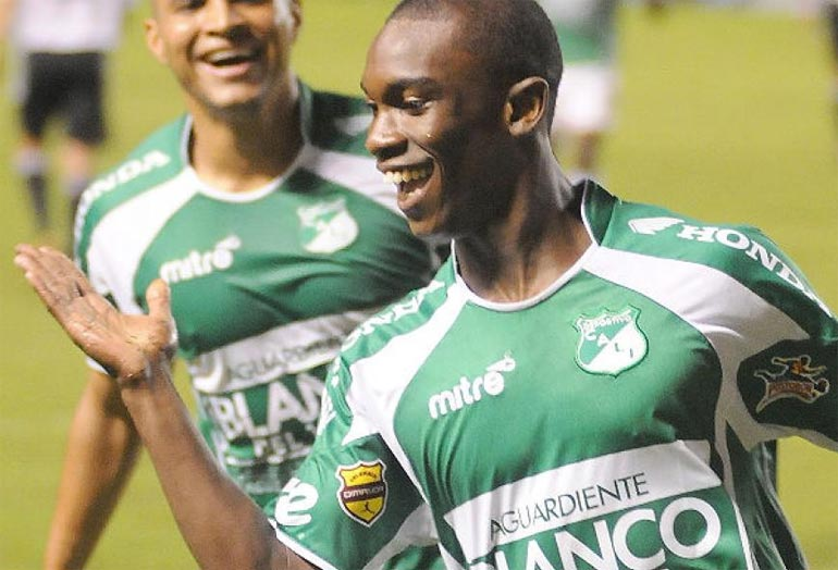 Fabián Castillo Deportivo Cali