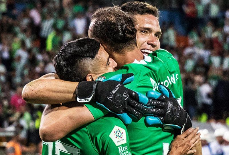 Aldair Quintana, Atlético Nacional, Liga Águila 2019-II