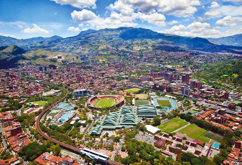 Atanasio Girardot, Medellín, Copa Libertadores 2023, Copa Sudamericana 2023, Conmebol