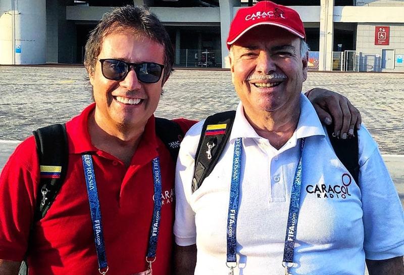César Augusto Londoño, Iván Mejía, Win Sports, El pulso del fútbol