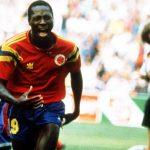 Colombia 1 - 1 Alemania, Freddy Rincón, Mundial de Fútbol Italia 1990