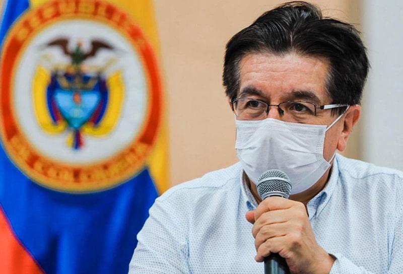 Colombia, Fernando Ruiz, Ministerio de Salud, coronavirus COVID-19 (41)