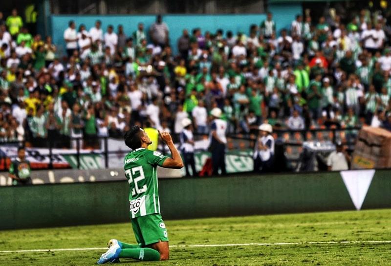 Daniel Muñoz, Atlético Nacional 1 - 0 Rionegro Águilas, Liga Águila 2019-II