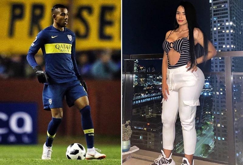 Daniela Cortés, agresión, Sebastián Villa, Boca Juniors, Selección Colombia (11)