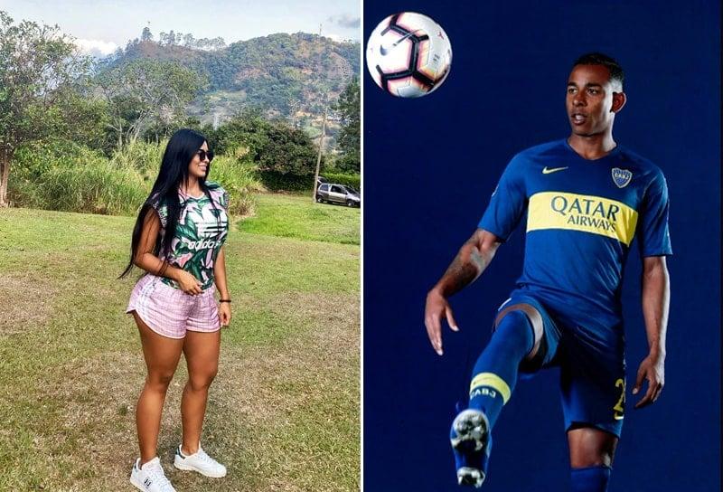 Daniela Cortés, agresión, Sebastián Villa, Boca Juniors, Selección Colombia (13)