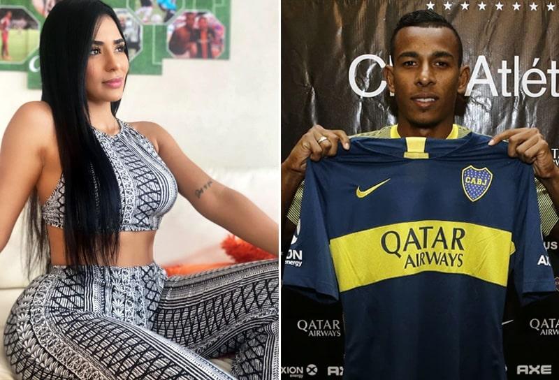 Daniela Cortés, agresión, Sebastián Villa, Boca Juniors, Selección Colombia (8)