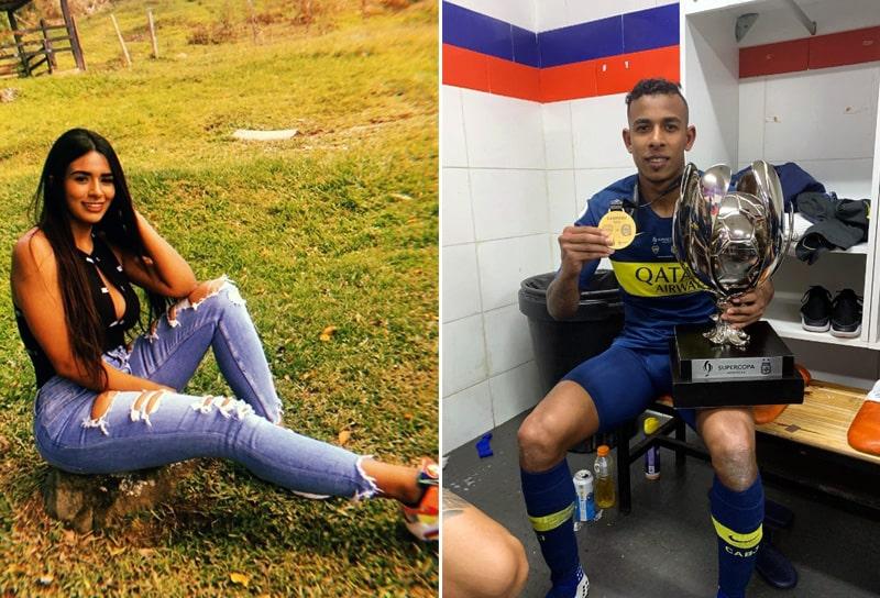 Daniela Cortés, agresión, Sebastián Villa, Boca Juniors, Selección Colombia (9)
