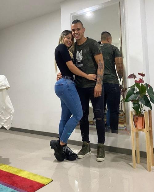 Leonardo Castro, Daniela Múnera (1)