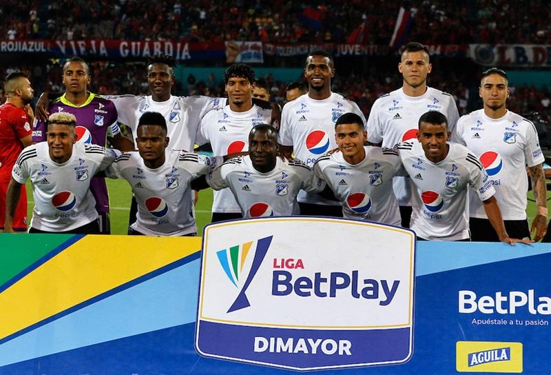 Deportivo Independiente Medellín 1 - 0 Millonarios Fútbol Club, Liga 2020-I