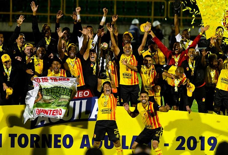 Deportivo Pereira, Torneo Águila 2019-II, campeón