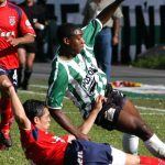 Edixon Perea, Atlético Nacional 0 - 0 DIM, Liga 2004-I