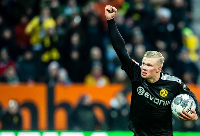 Erling Haaland, Borussia Dortmund, Bundesliga 2019-20