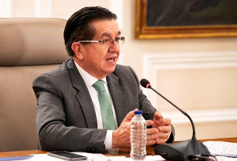 Fernando Ruiz, Ministerio de Salud, coronavirus COVID-19 (36)
