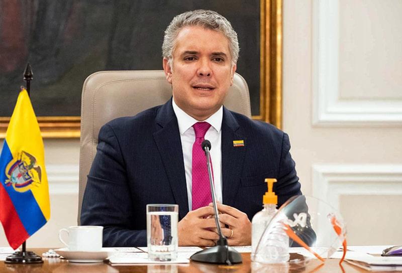 Iván Duque, Colombia, coronavirus COVID-19 (27)