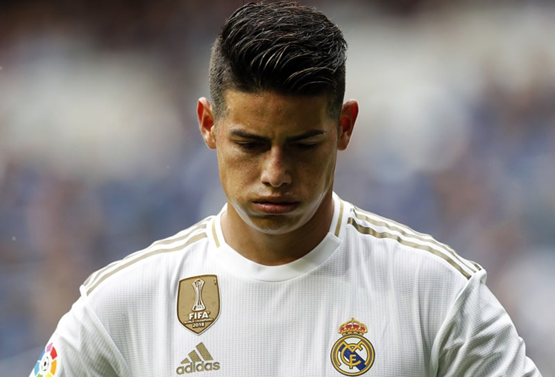 James Rodríguez, Real Madrid (2)