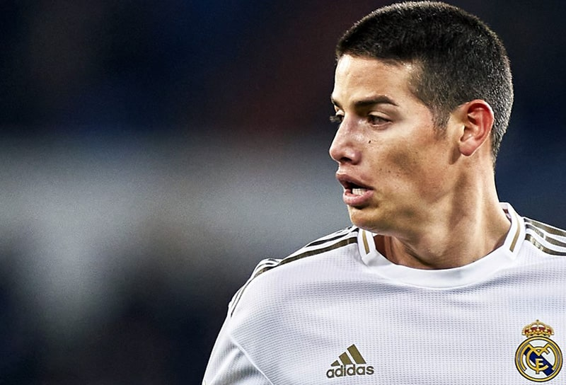 James Rodríguez, Real Madrid (3)