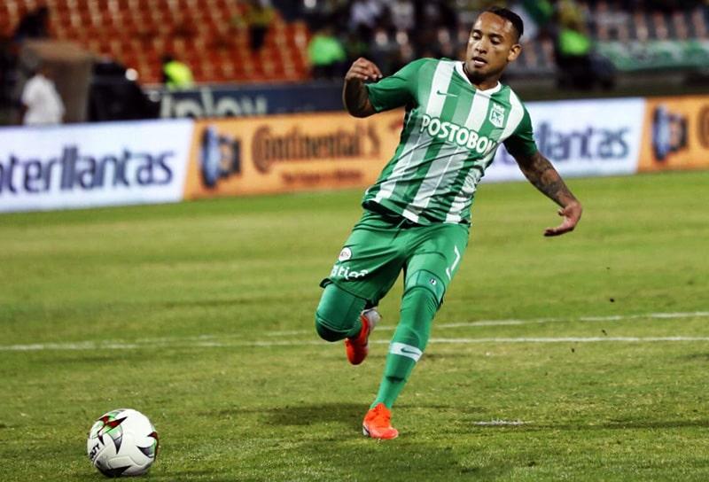 Jarlan Barrera, Atlético Nacional, Liga Águila 2019-II (1)