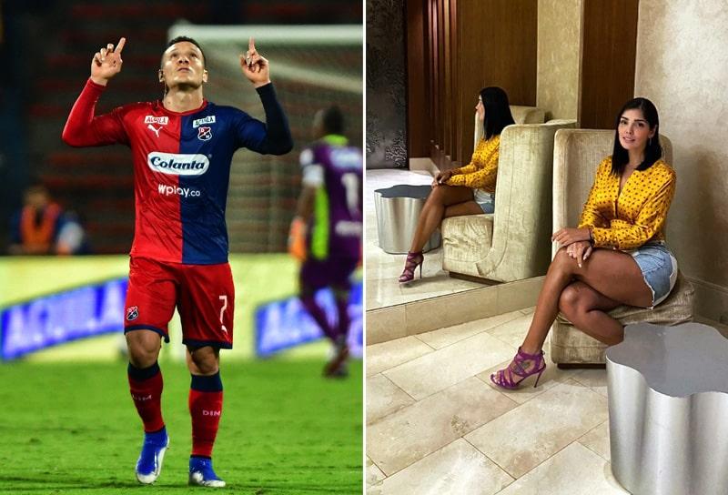 Javier Reina, Andreína Fiallo, Fútbol y Ellas, portada (1)