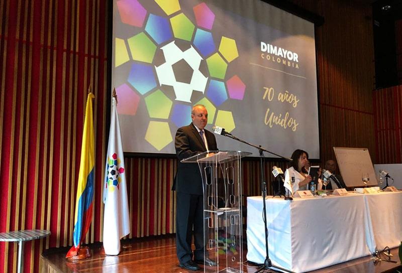 Jorge Enrique Vélez, Dimayor, Fútbol Profesional Colombiano
