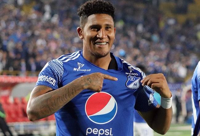 José Guillermo Ortiz, Millonarios FC (1)