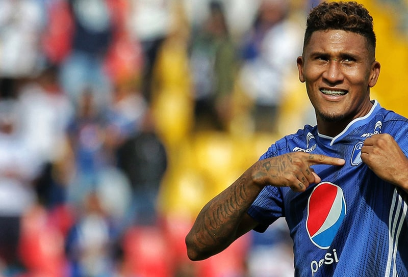 José Guillermo Ortiz, Millonarios FC