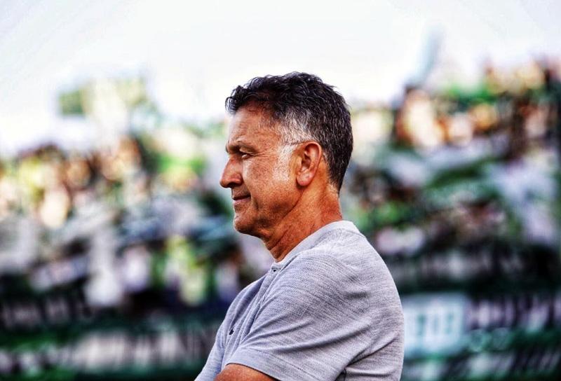 Juan Carlos Osorio, Atlético Nacional, director técnico (1)