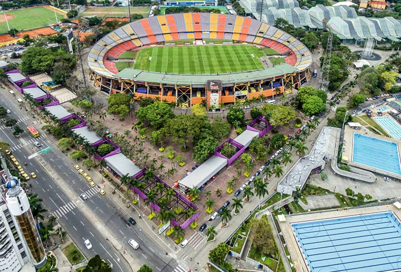 Medellín, unidad deportiva Atanasio Girardot, Copa Libertadores 2023, Copa Sudamericana 2023, INDER Medellín, Diana Toro Zuleta