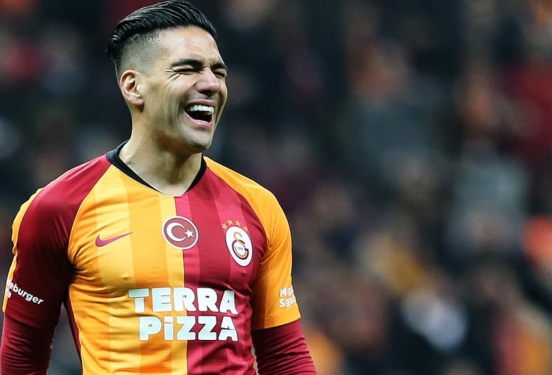 Radamel Falcao García, Galatasaray, Superliga de Turquía 2019-20