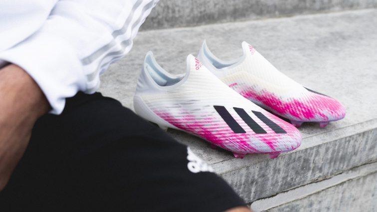 Arte y fútbol en los nuevos guayos de adidas UNIFORIA 3